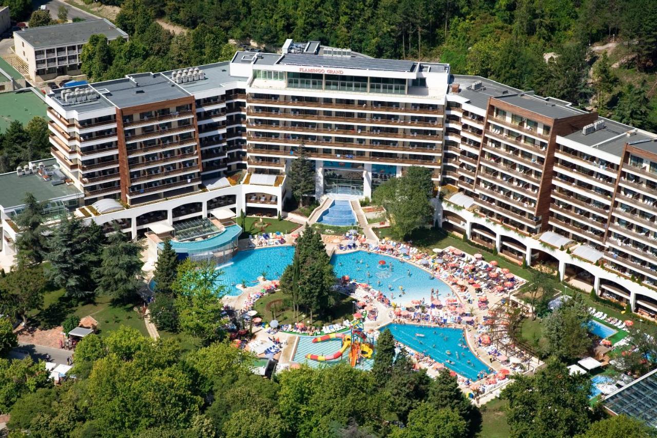 Hotel Flamingo Grand din Albena. Rezervari si oferte Albena