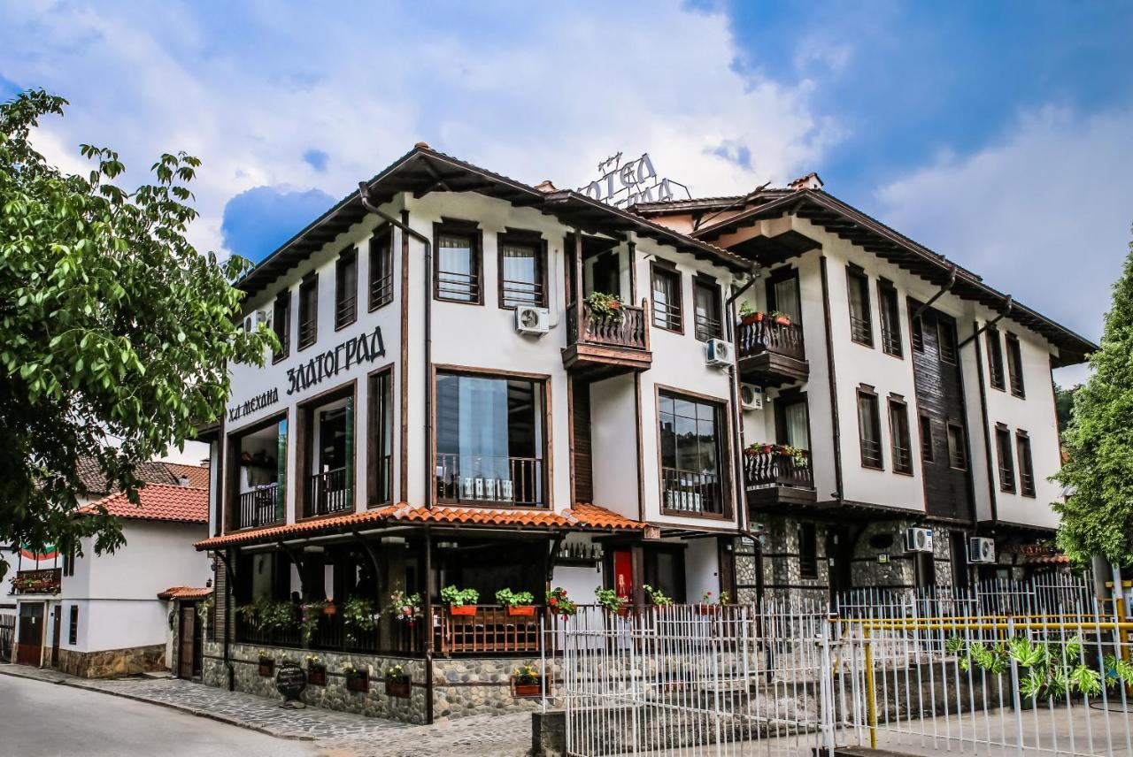 Отель Hotel Zlatograd - отзывы Booking