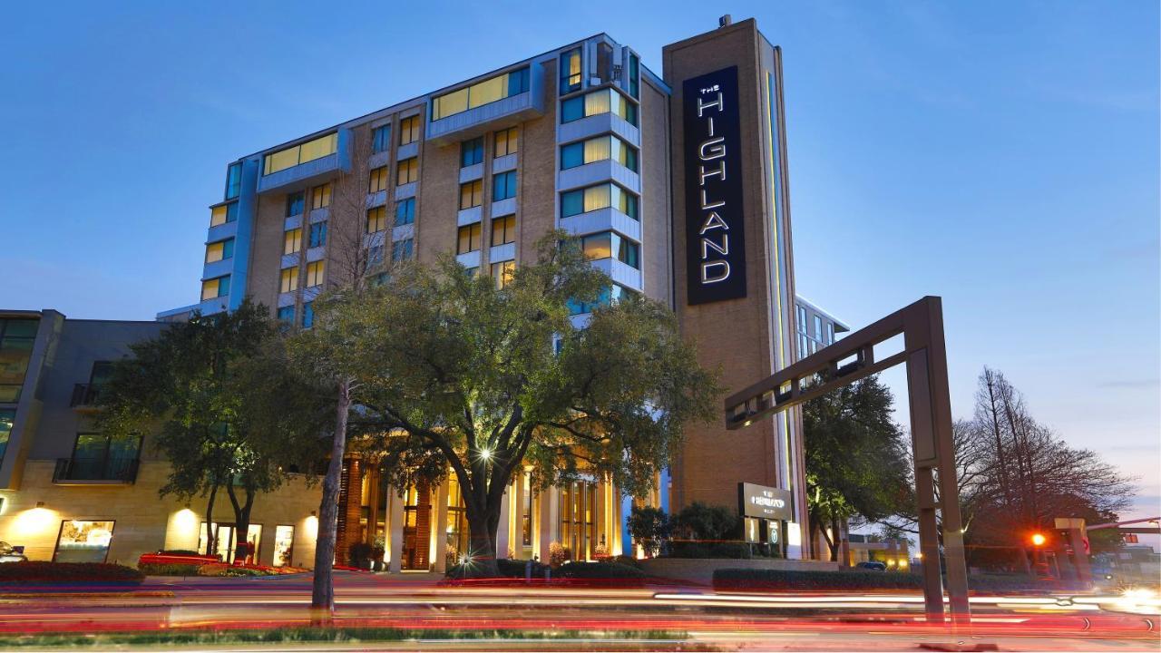 Отель  Отель  The Highland Dallas, Curio Collection By Hilton