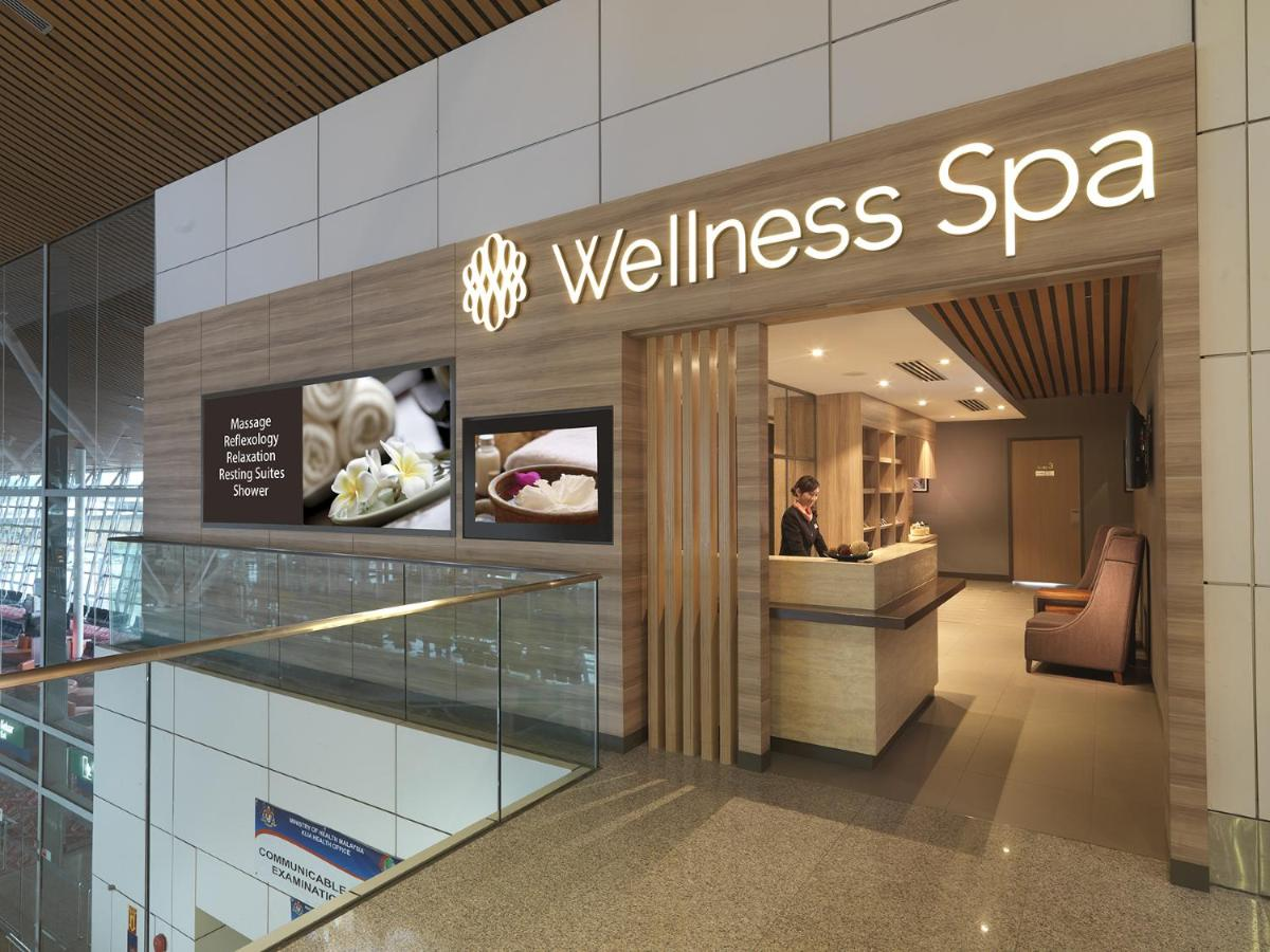 Plaza Premium Lounge (Wellness Spa-KLIA) – Private Suite