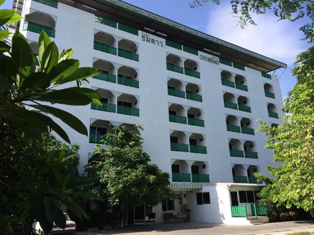 Отель  Chomdao Hotel