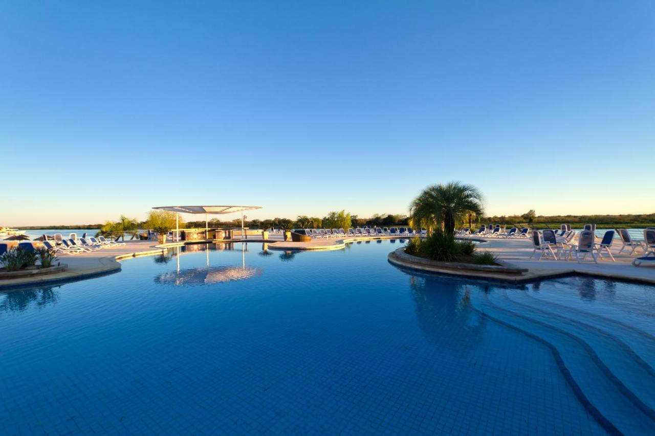 Отель  Отель  Resort Yacht Y Golf Club Paraguayo