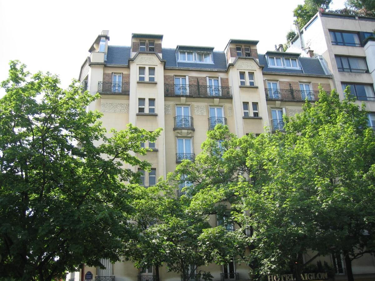 Отель  Отель  Hôtel Aiglon
