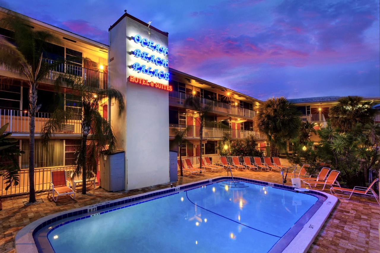 Отель  Ocean Beach Palace