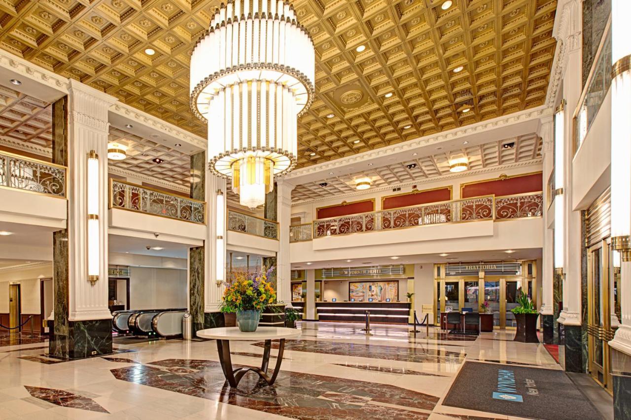 The New Yorker A Wyndham Hotel New York Harga Terbaru 2020