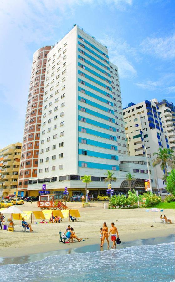 Отель Отель Hotel Cartagena Plaza