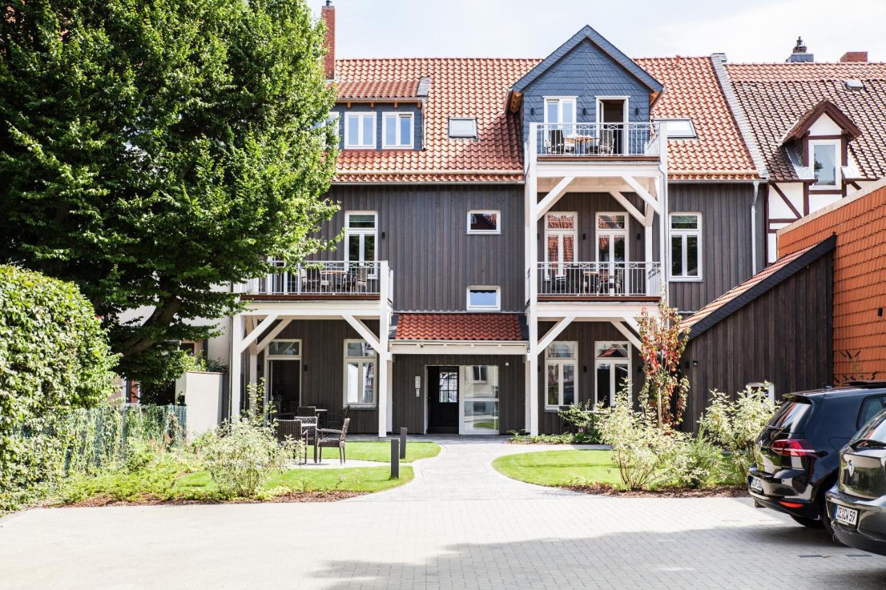 Апартаменты/квартиры  Altstadt Appartements Goslar  - отзывы Booking