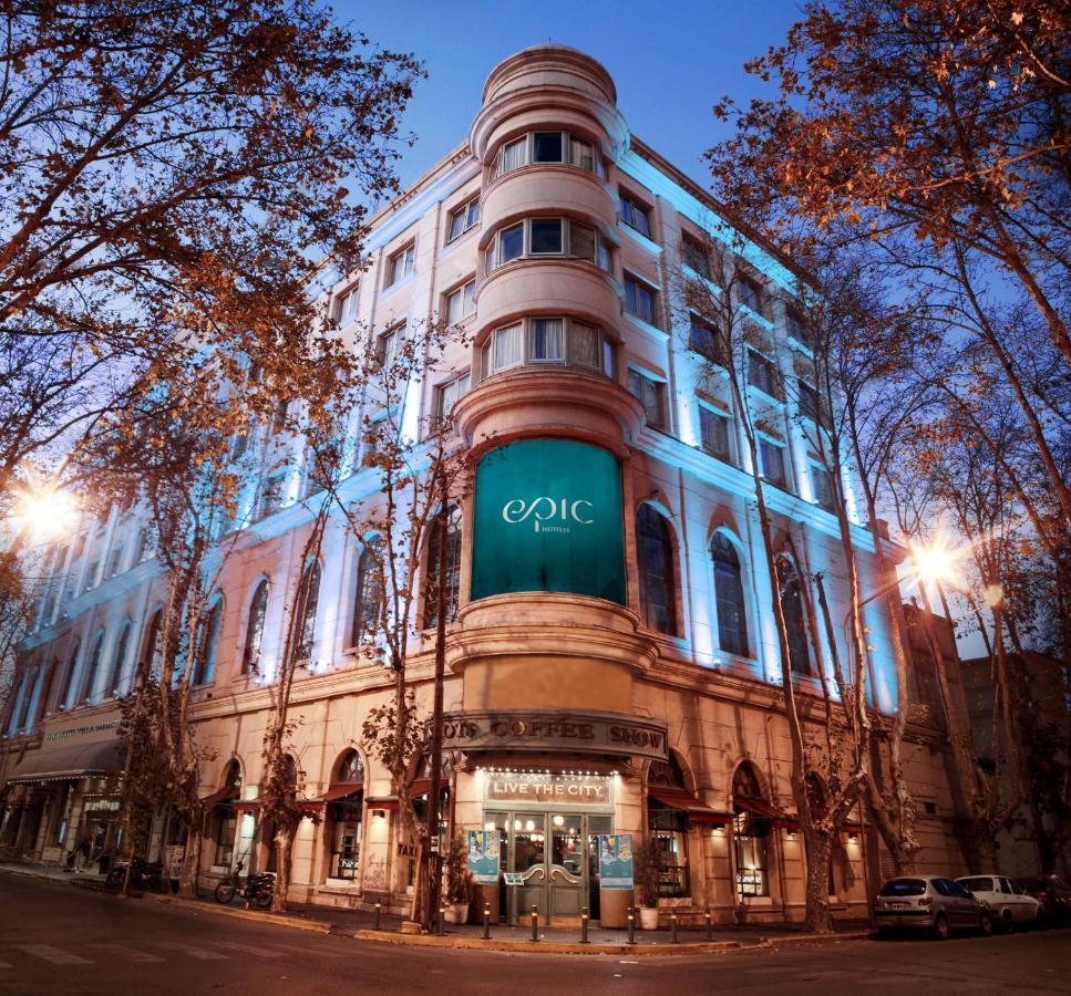 Отель Epic Hotel Villa Mercedes
