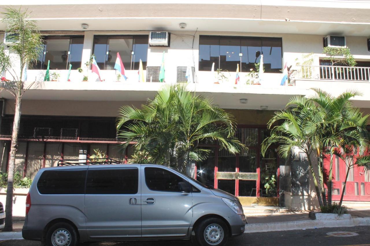 Отель  Отель  Gran Hotel Parana