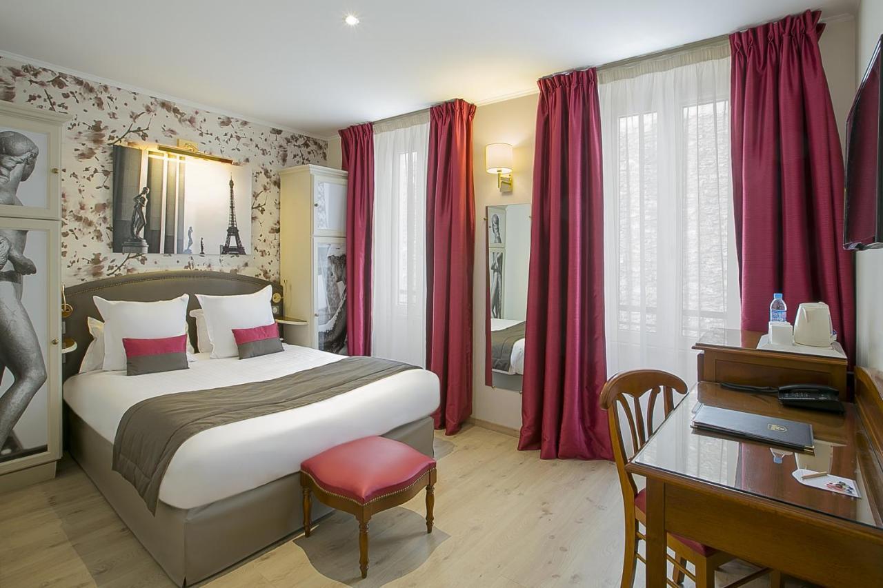 Отель  Best Western Au Trocadéro  - отзывы Booking