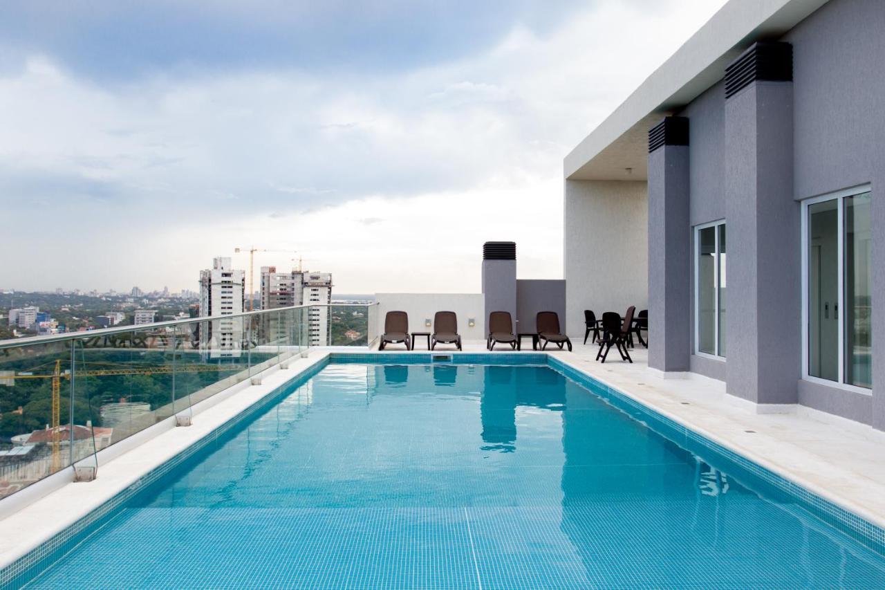 Апарт-отель  Asunción Rent Suites Santa Teresa