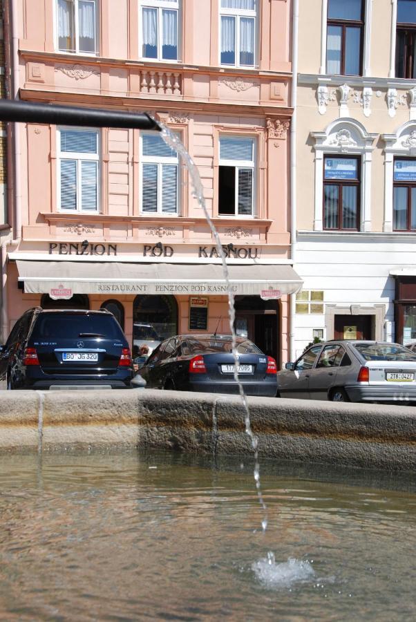 Гостевой дом  Penzion Pod Kašnou  - отзывы Booking