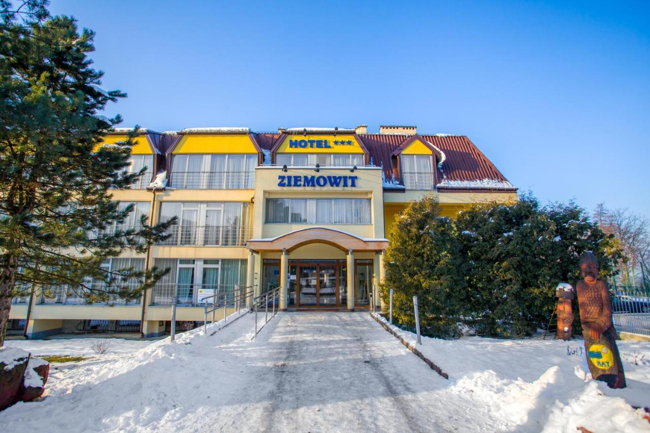 Фото Отель Hotel *** NAT Ustroń