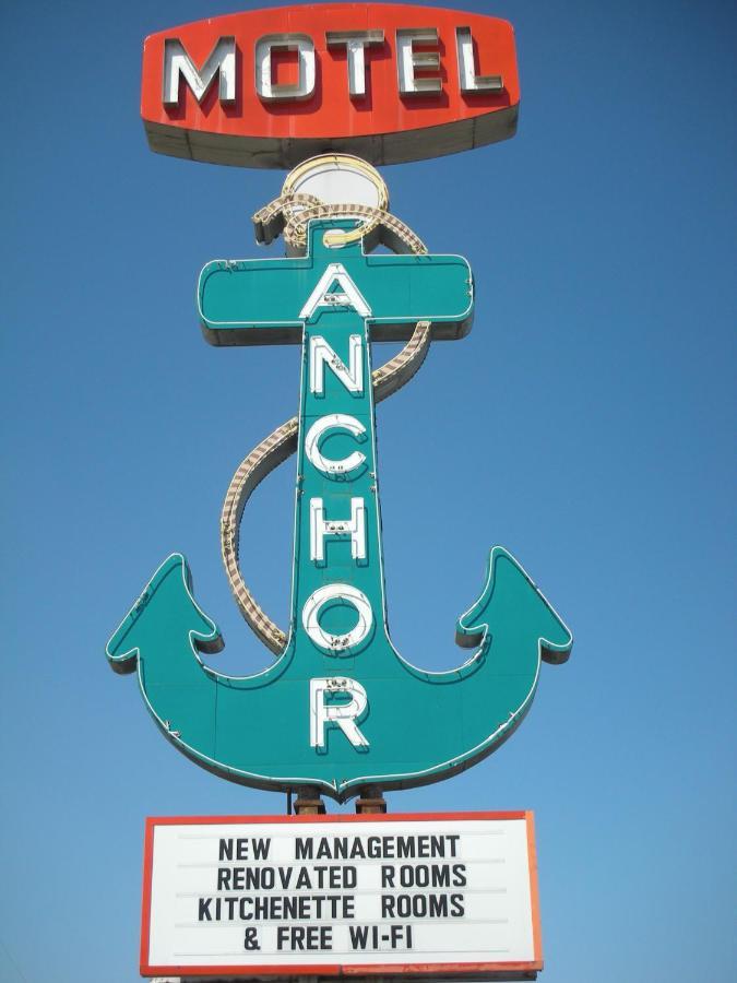 Мотель  Мотель  Anchor Motel