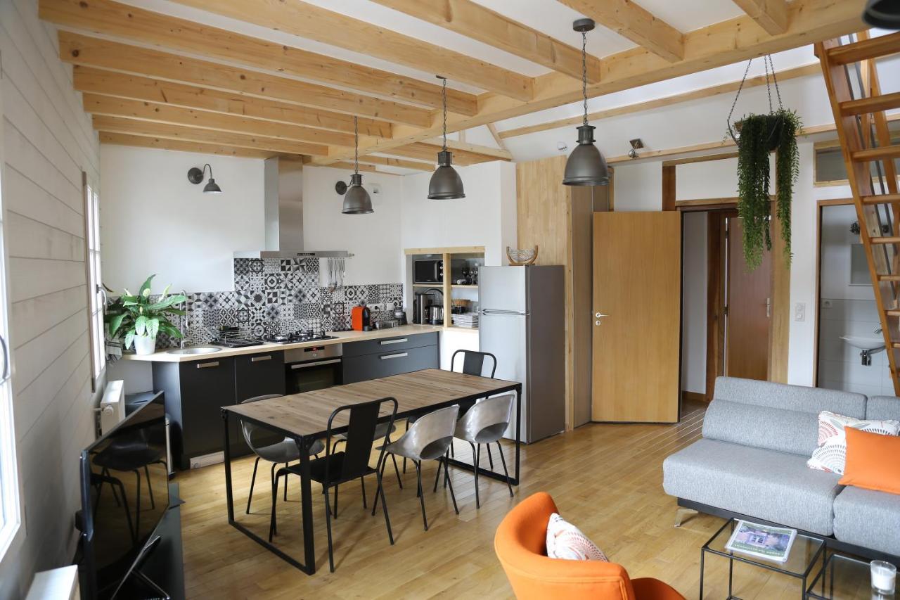 Апарт-отель  Loire Escale  - отзывы Booking