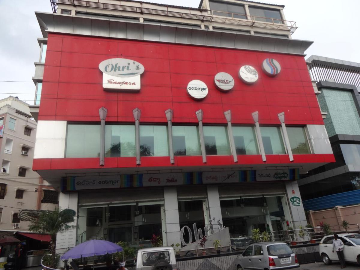 Hotel Ohris Banjara Hyderabad India Booking Com