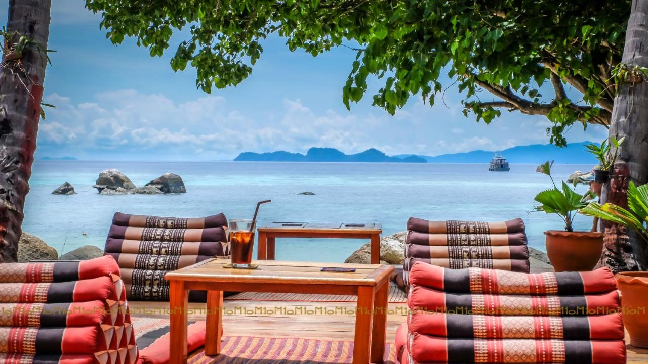Курортный отель  Ten Moons Lipe Resort