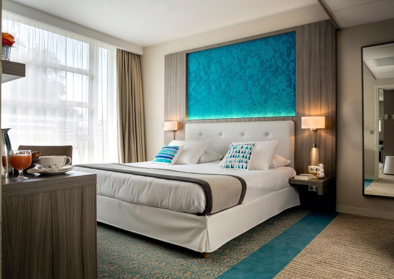 Отель Golden Tulip Aix les Bains - Hotel & Spa - отзывы Booking