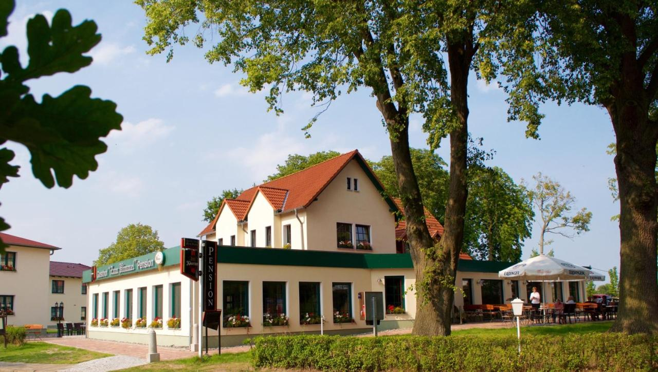 Отель  Gasthof & Pension Zum Himmel