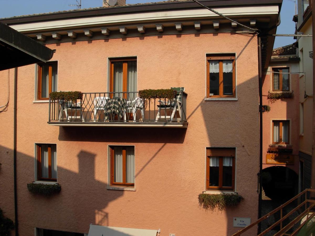 Апартаменты/квартиры Casa Cressotti