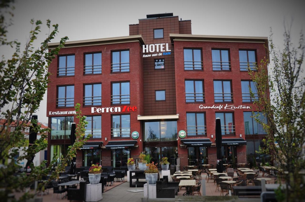 Отель Hotel Rauw aan de Kade - отзывы Booking