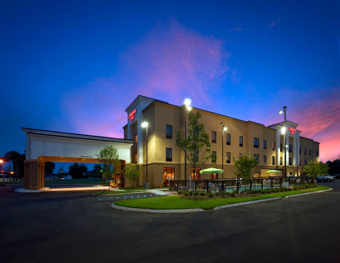 Отель  Отель  Hampton Inn Jackson-College Avenue