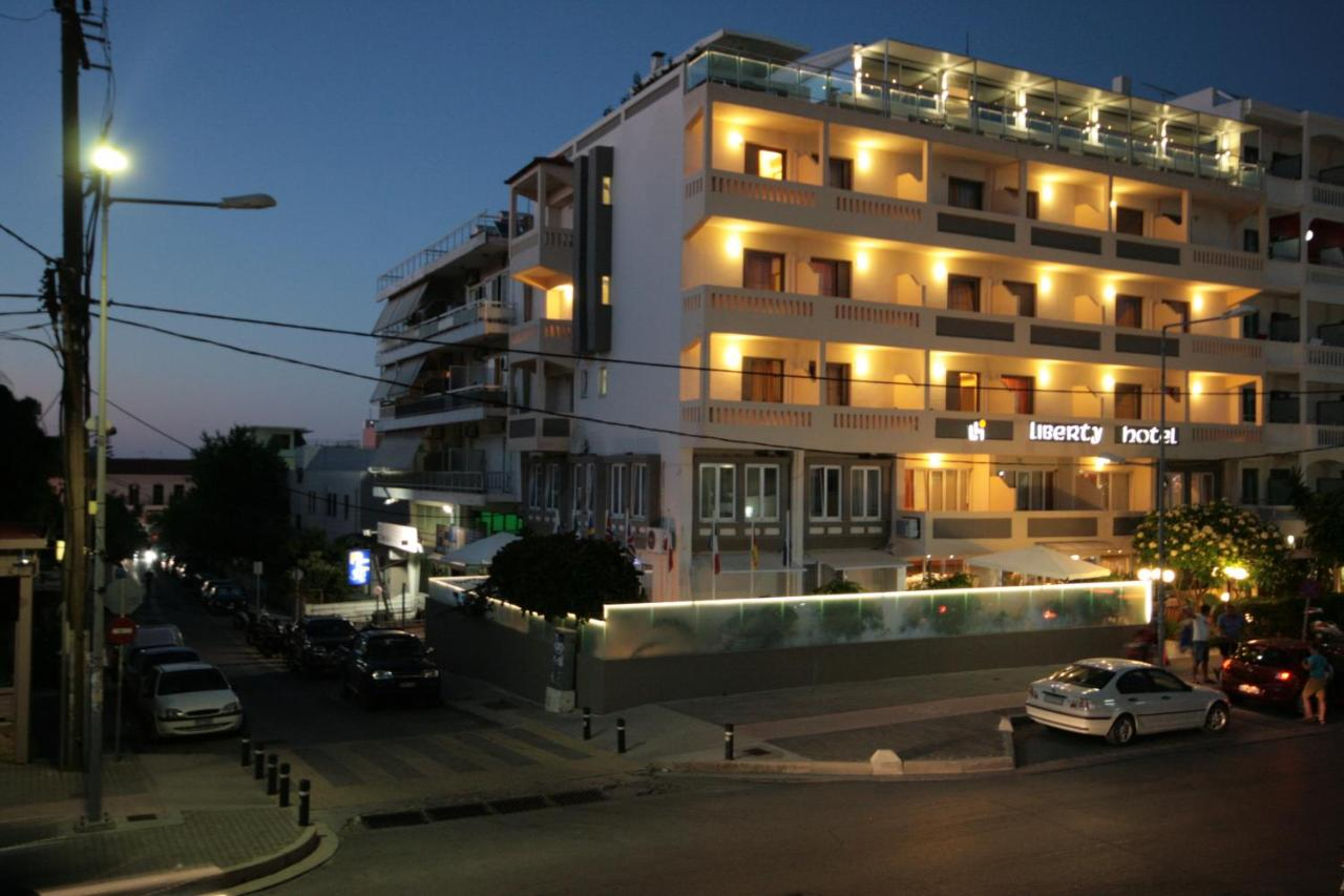 Отель  Liberty Hotel  - отзывы Booking
