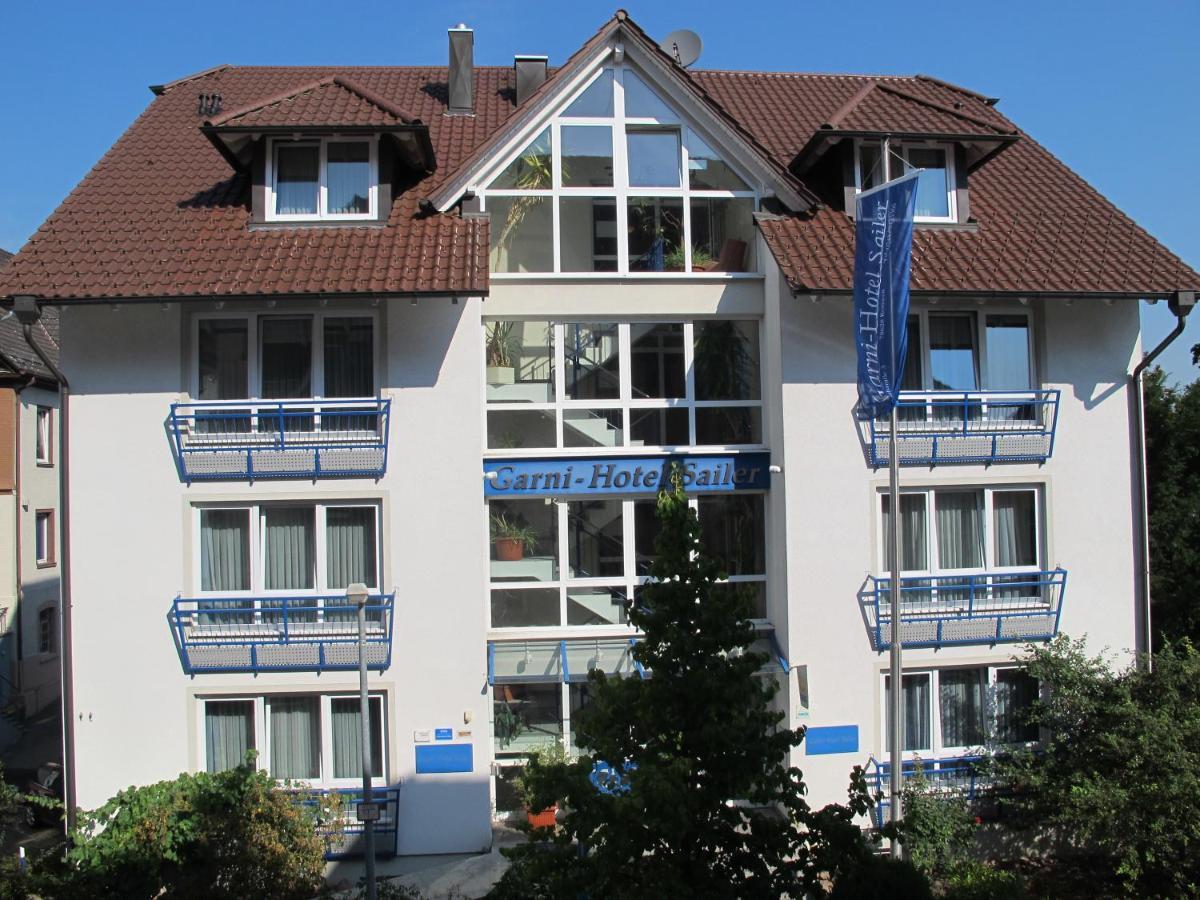 Отель  Garni-Hotel Sailer & Hotel Sailer´s Villa