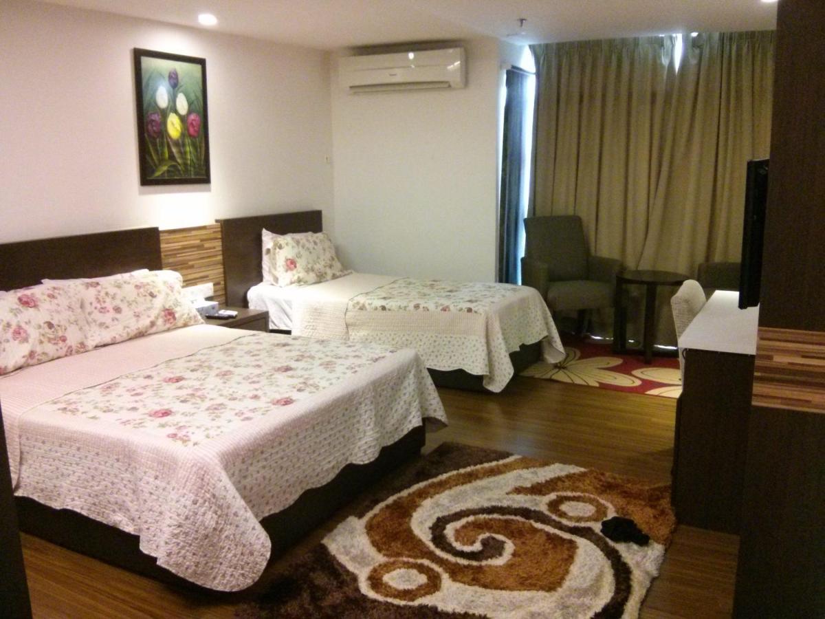 Апартаменты/квартира  Adha Studio & Suite Kota Bharu