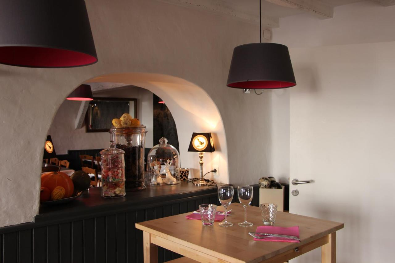Мини-гостиница  Auberge Chez Maïté  - отзывы Booking