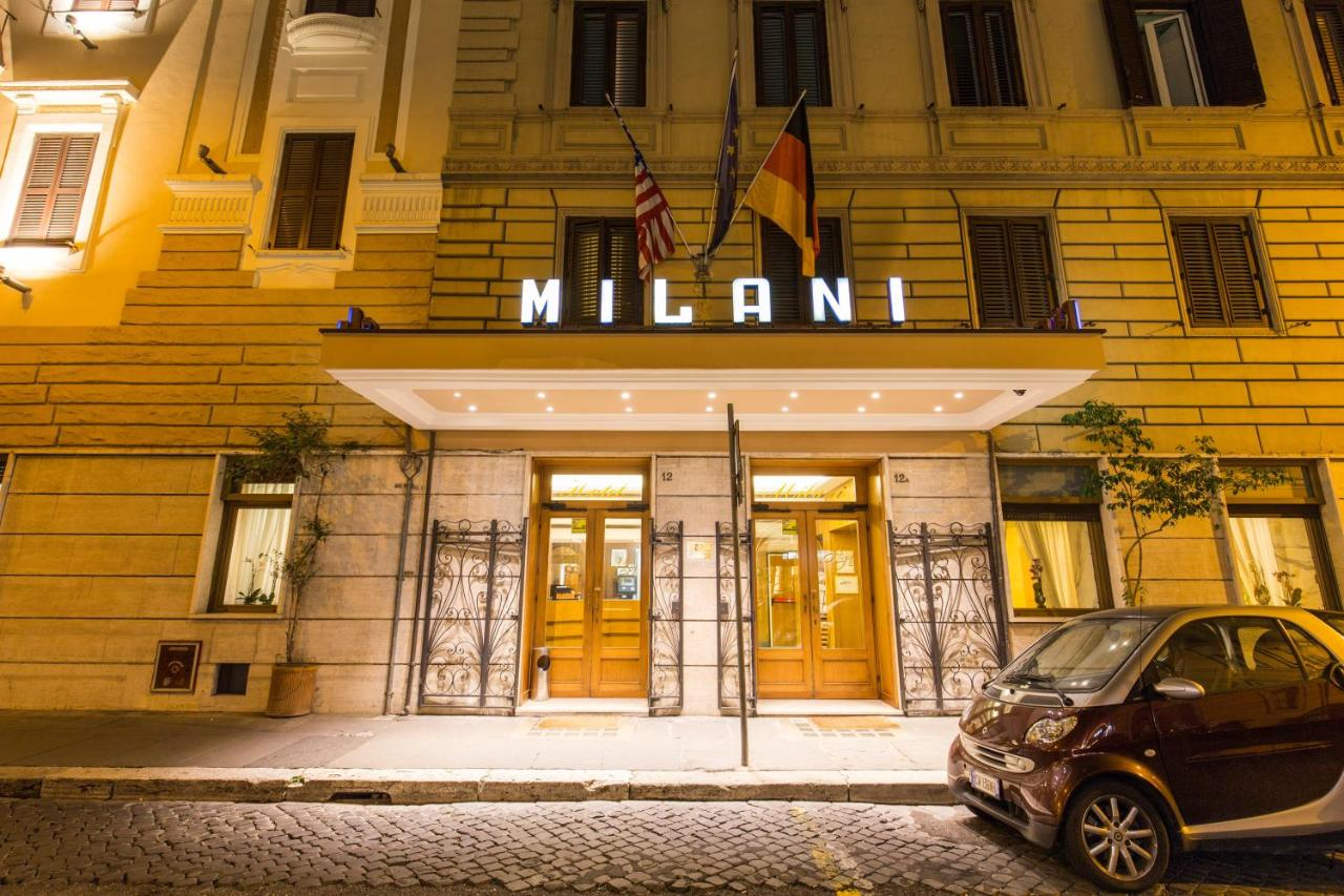 Отель  Hotel Milani