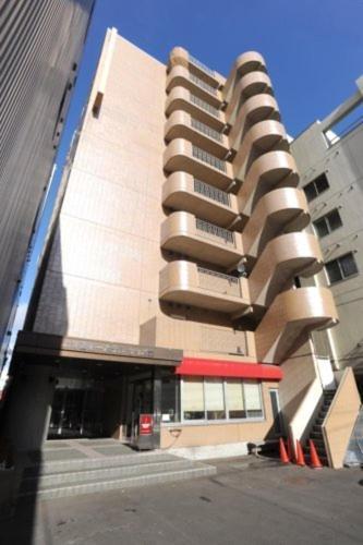 Отель эконом-класса  Hokkaido Dai-ichi Hotel Sapporo