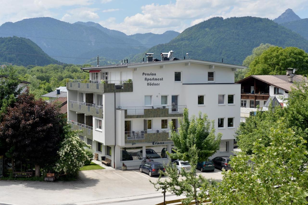 Апарт-отель  Pension Apartment Hödner