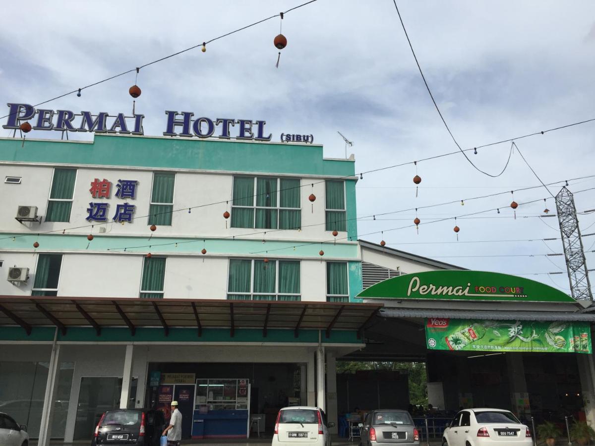 Фото Отель Permai Hotel