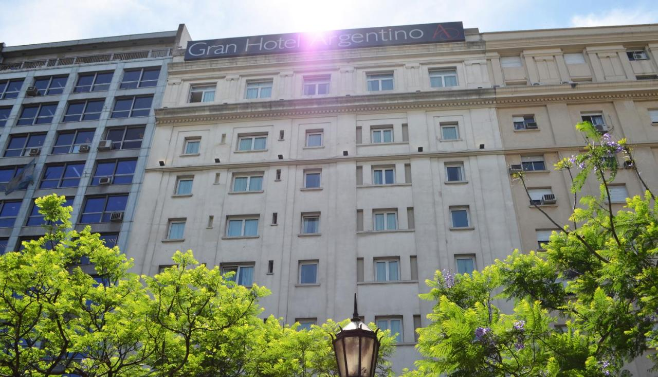 Отель  Gran Hotel Argentino