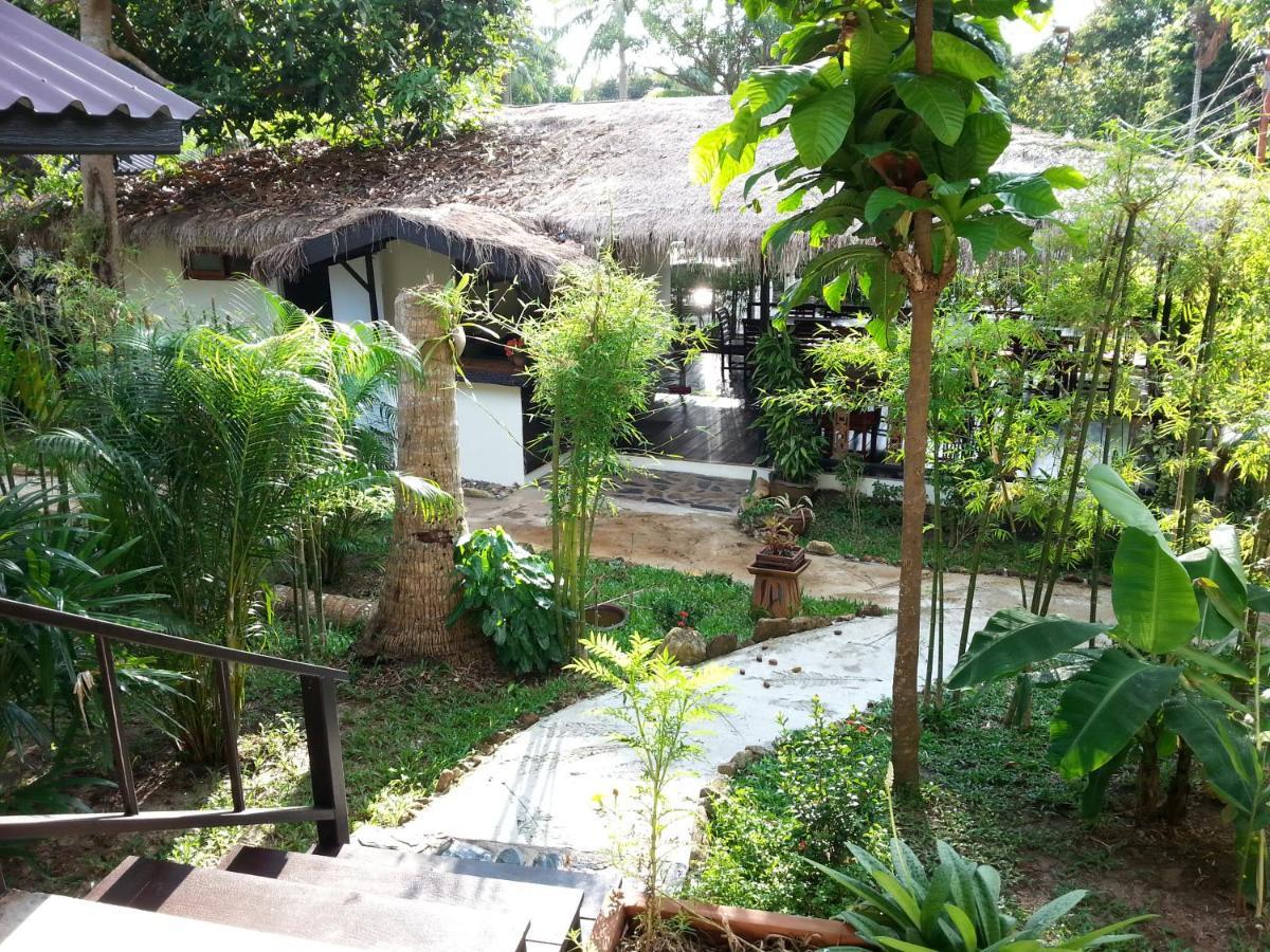 Гостевой дом  Lucky Gecko Garden