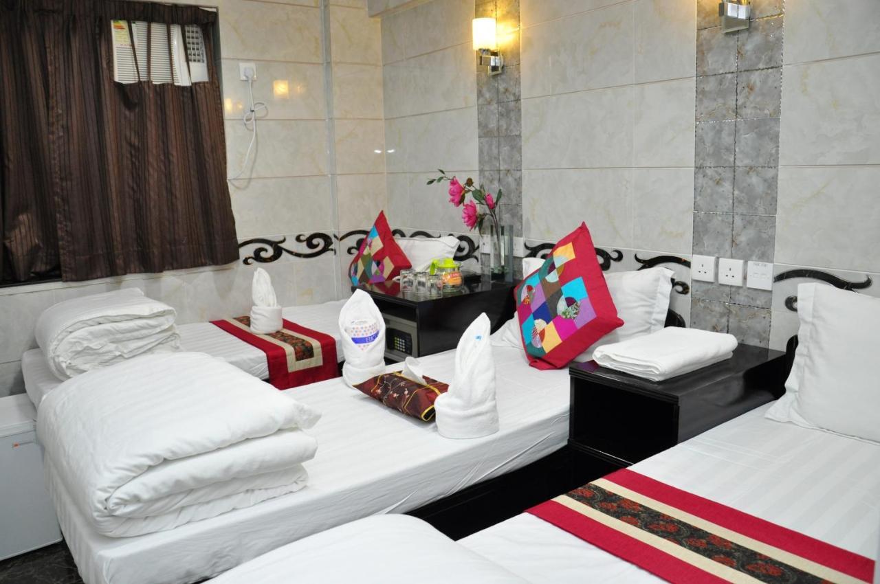 Гостевой дом  Hong Kong Premium Guest House