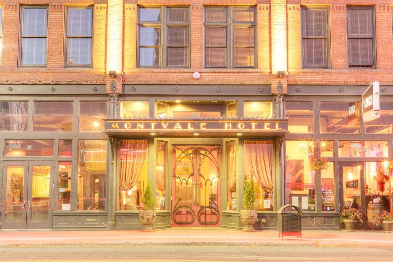 Отель  Отель  Montvale Hotel