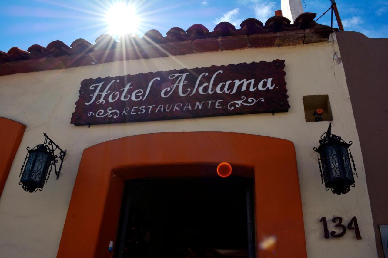 Отель  Hotel Aldama