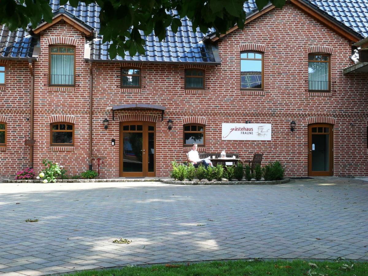 Гостевой дом  Gästehaus Fraune  - отзывы Booking