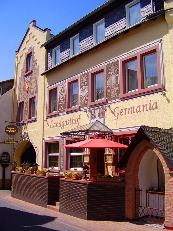 Загородный дом Landgasthof Germania - отзывы Booking