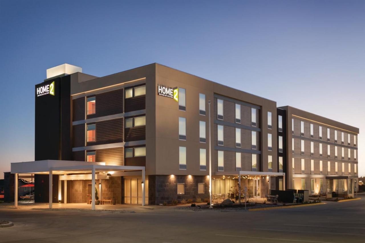 Отель  Отель  Home2 Suites By Hilton Gillette