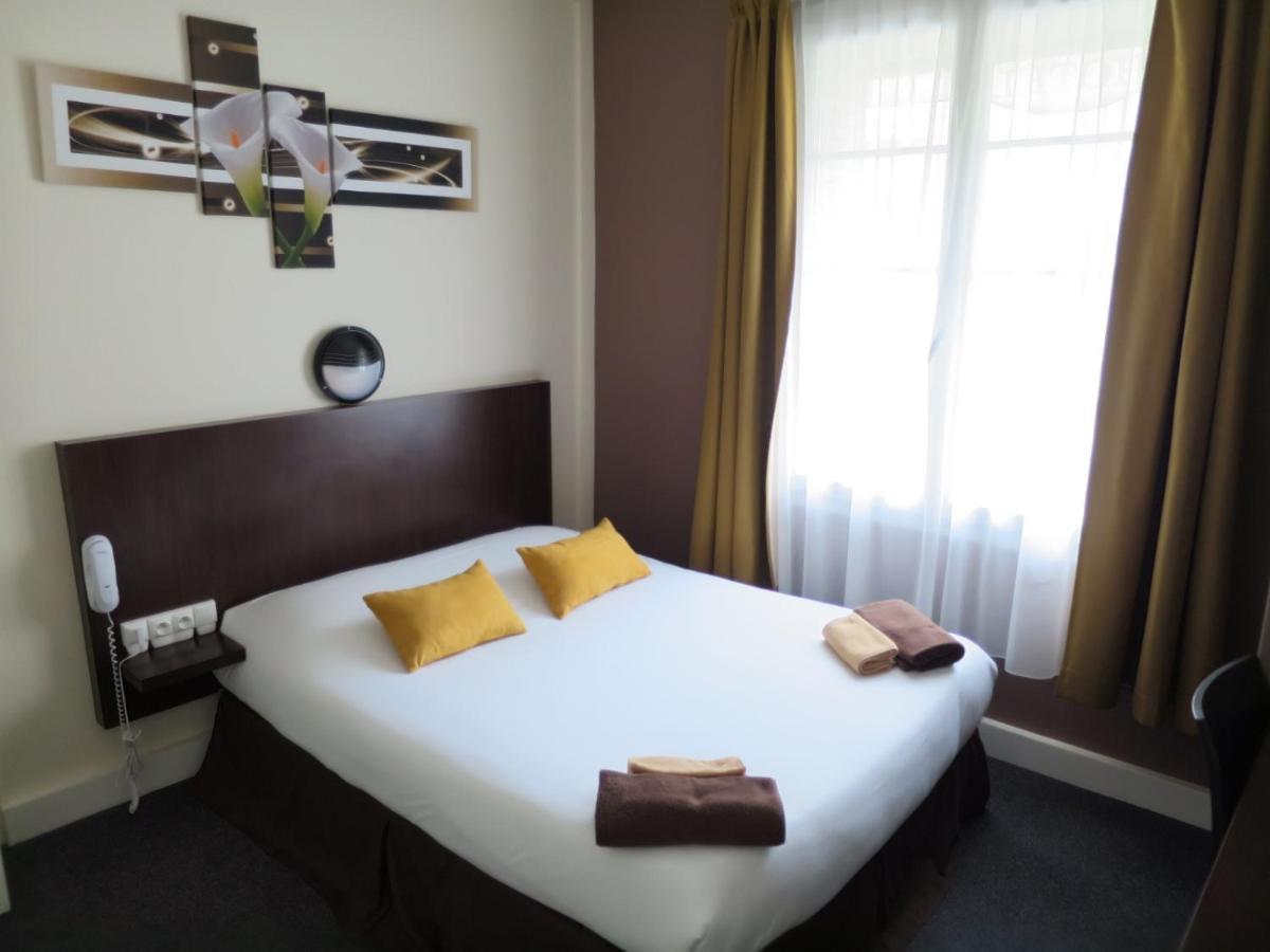 Отель Hotel De La Paix
