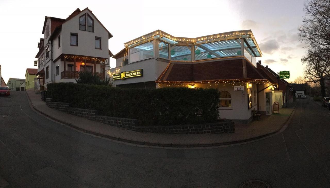 Отель Hotel & Restaurant Park Cafe ISA