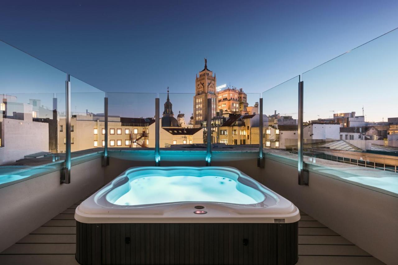 hoteles con jacuzzi privado en madrid