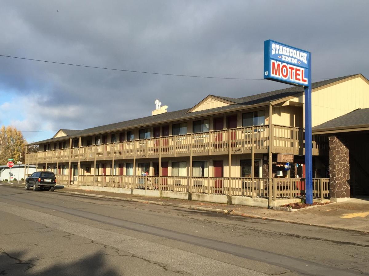 Мотель  Stagecoach Inn Motel