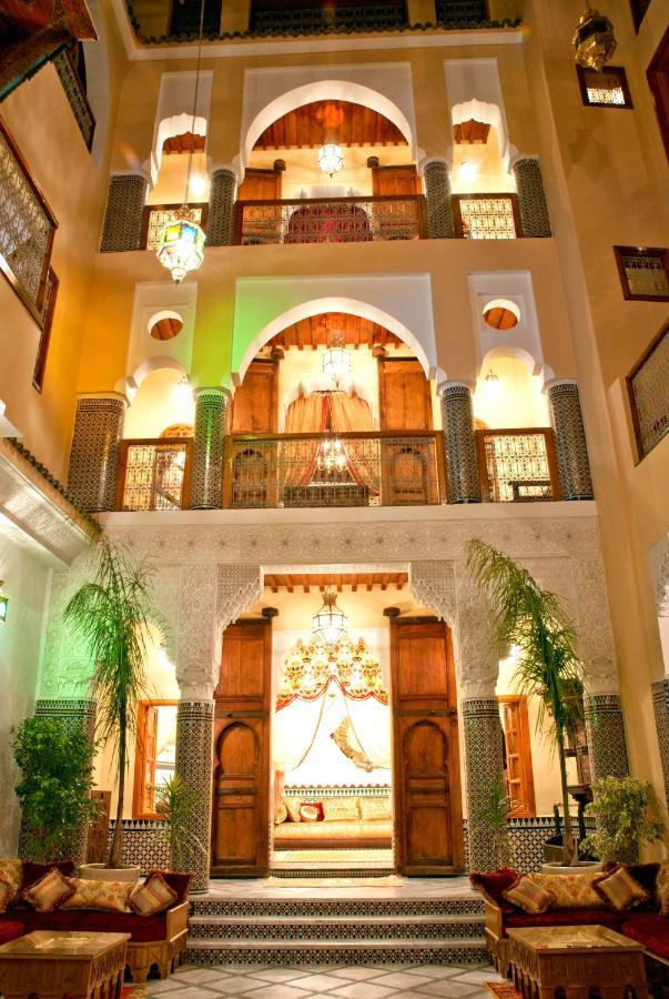 Гостевой дом  Гостевой дом  Riad-Boutique Borj Dhab Fez