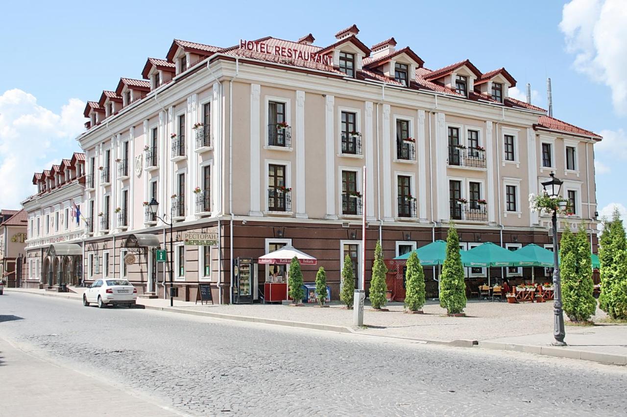 Отель  Reikartz Kamianets-Podilskyi  - отзывы Booking