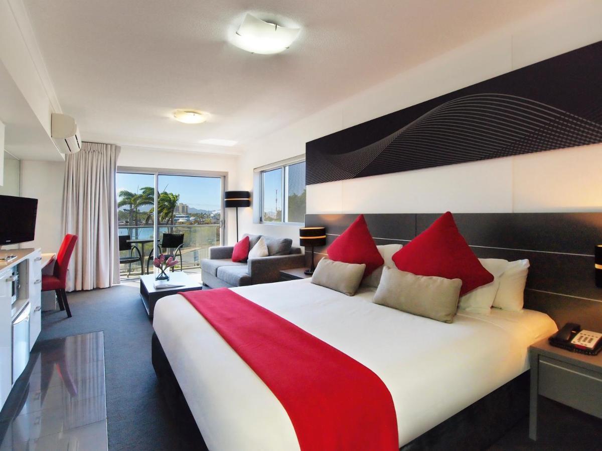 Апарт-отель  Oaks Townsville Metropole Hotel  - отзывы Booking