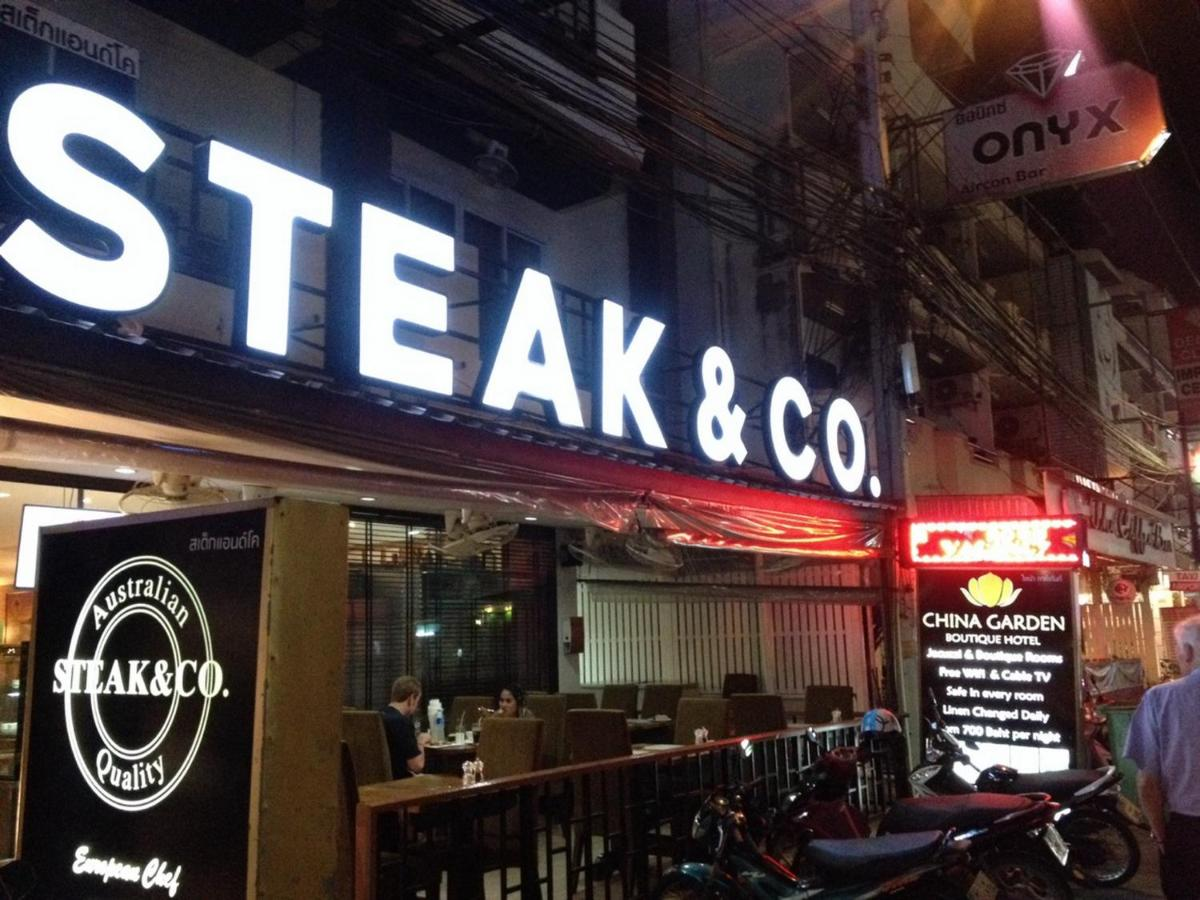 Steak And Co Boutique Hotel Pattaya Updated 2020 Prices